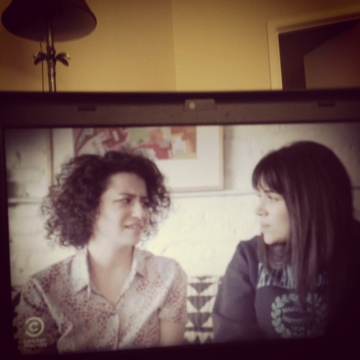 instagram broad city